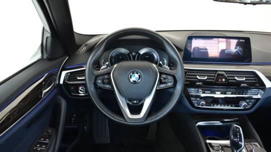 2018 BMW 5 Series WBAJB1C54JB084743