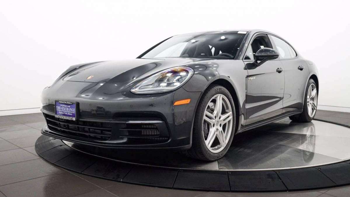 2018 Porsche Panamera WP0AE2A73JL127614