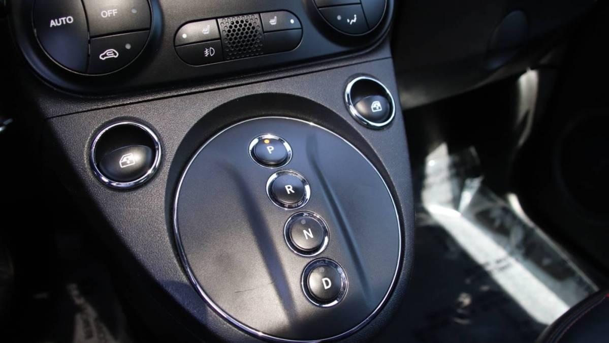 2015 Fiat 500e 3C3CFFGE3FT555430