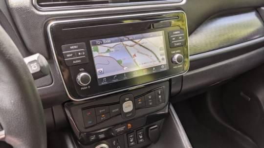2018 Nissan LEAF 1N4AZ1CP0JC304315