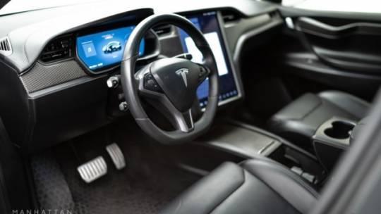 2019 Tesla Model X 5YJXCBE42KF154484