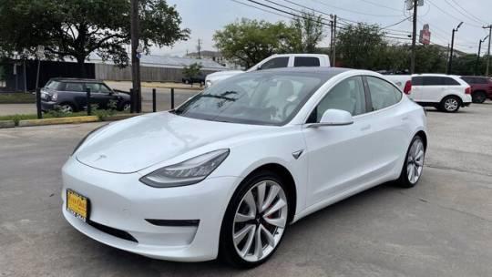 2019 Tesla Model 3 5YJ3E1EB8KF487550