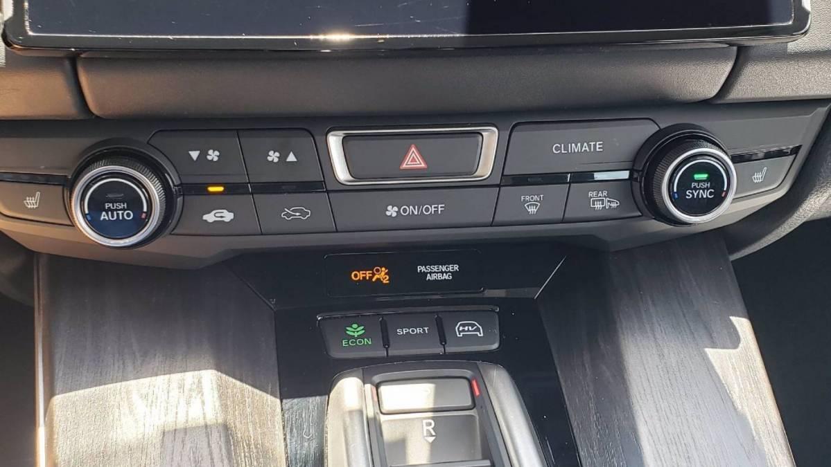 2018 Honda Clarity JHMZC5F15JC007455