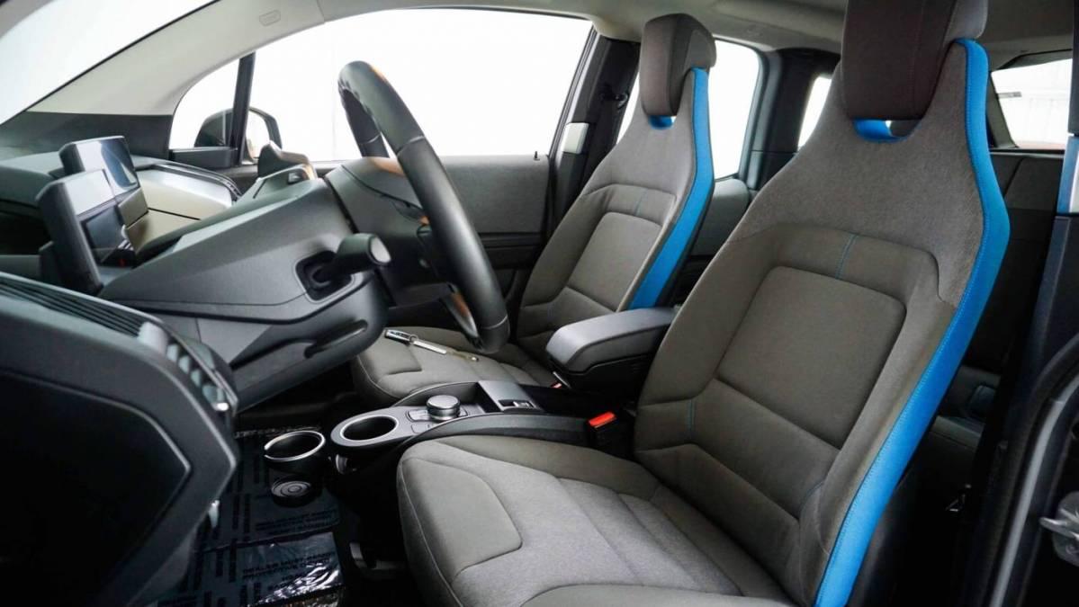 2017 BMW i3 WBY1Z6C36HV950069