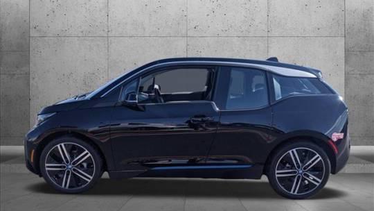 2018 BMW i3 WBY7Z4C5XJVC34798