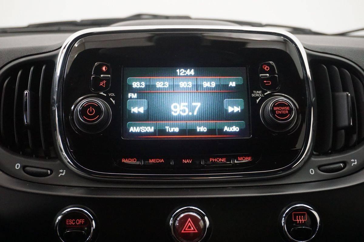 2017 Fiat 500e 3C3CFFGE3HT550604