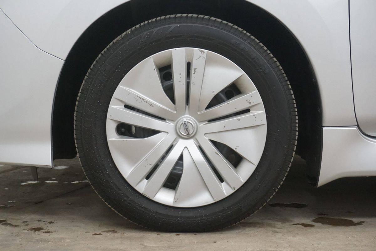 2019 Nissan LEAF 1N4AZ1CP6KC306314