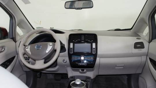 2013 Nissan LEAF 1N4AZ0CP7DC418391