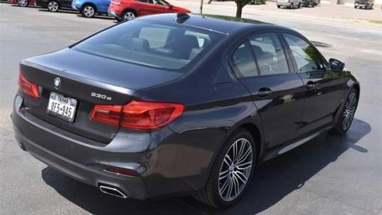 2020 BMW 5 Series WBAJA9C00LCD06815