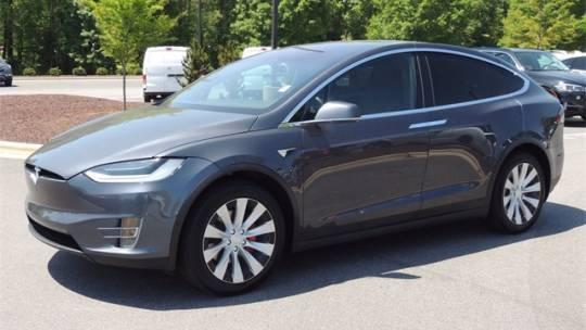 2020 Tesla Model X 5YJXCAE40LF280645