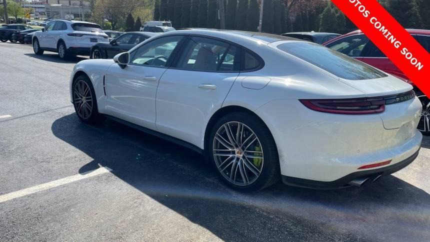 2018 Porsche Panamera WP0AE2A76JL177293