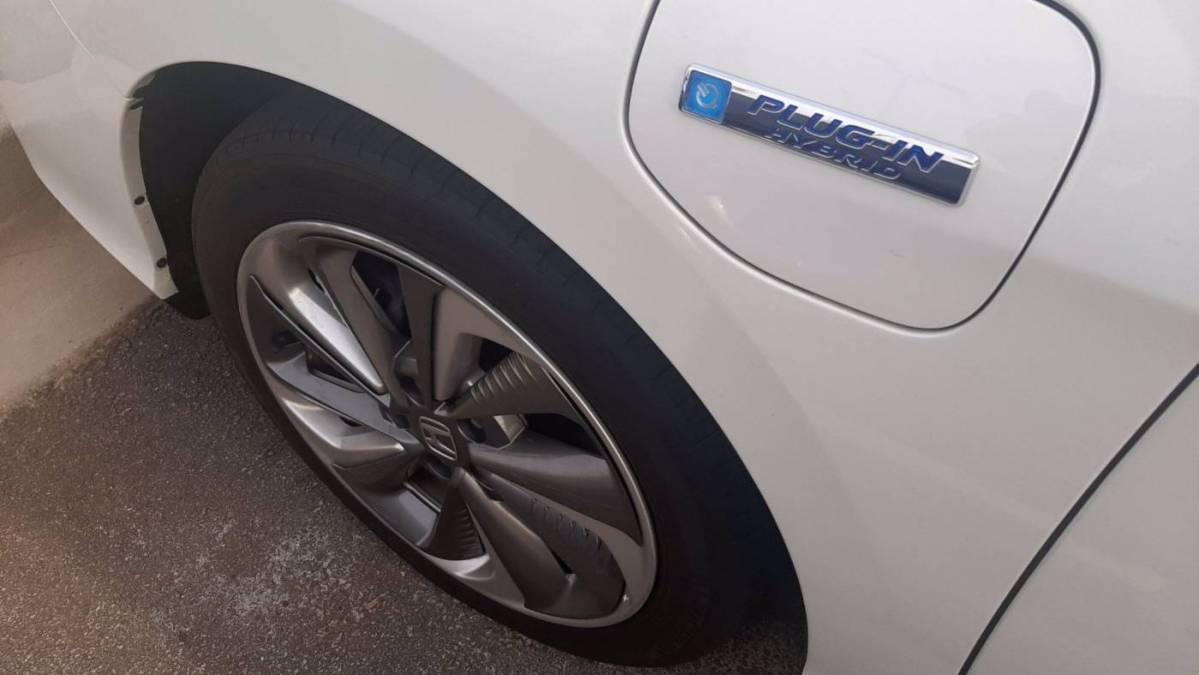 2018 Honda Clarity JHMZC5F34JC004225
