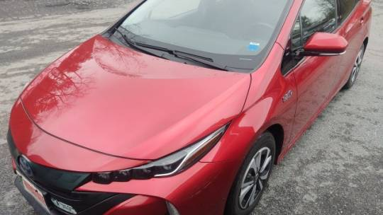 2017 Toyota Prius Prime JTDKARFPXH3027599