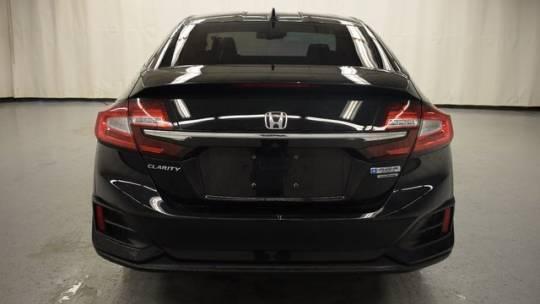 2018 Honda Clarity JHMZC5F33JC004314