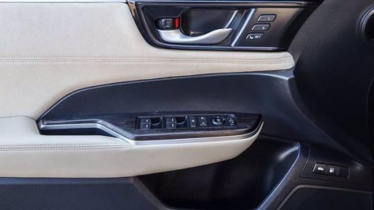 2018 Honda Clarity JHMZC5F32JC007740