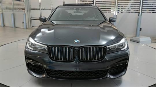 2018 BMW 7 Series WBA7J2C52JG938568