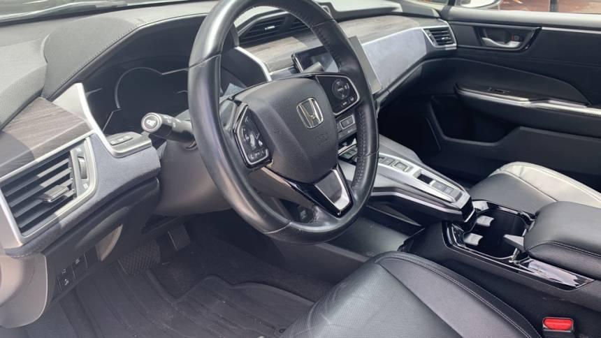 2018 Honda Clarity JHMZC5F34JC004385