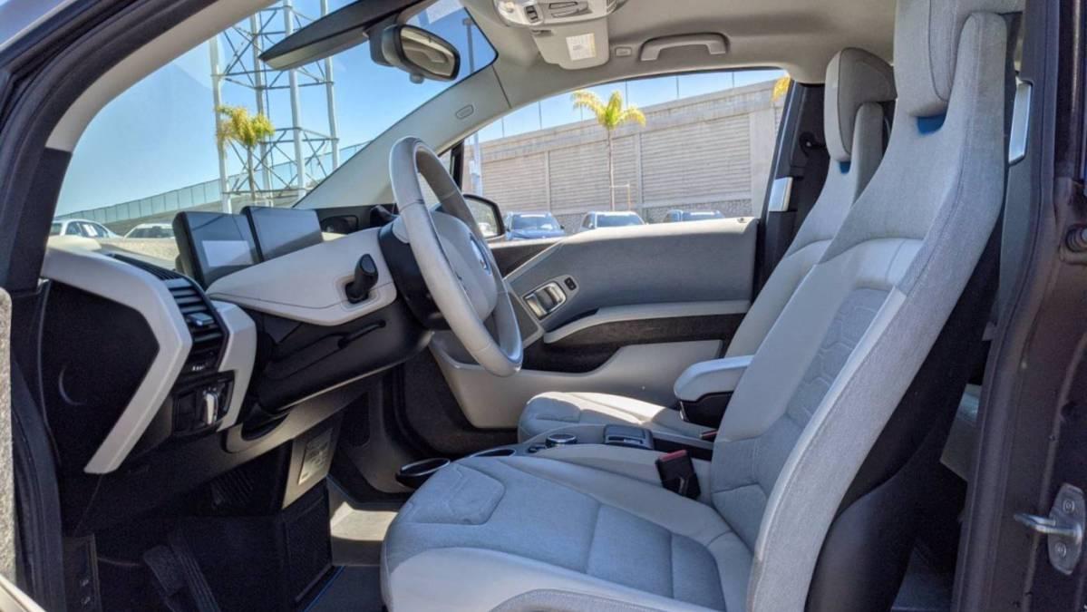 2014 BMW i3 WBY1Z2C59EVX51071