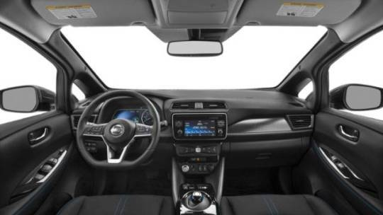 2019 Nissan LEAF 1N4AZ1CP5KC308104