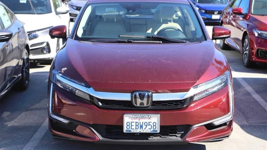 2018 Honda Clarity JHMZC5F10JC010683