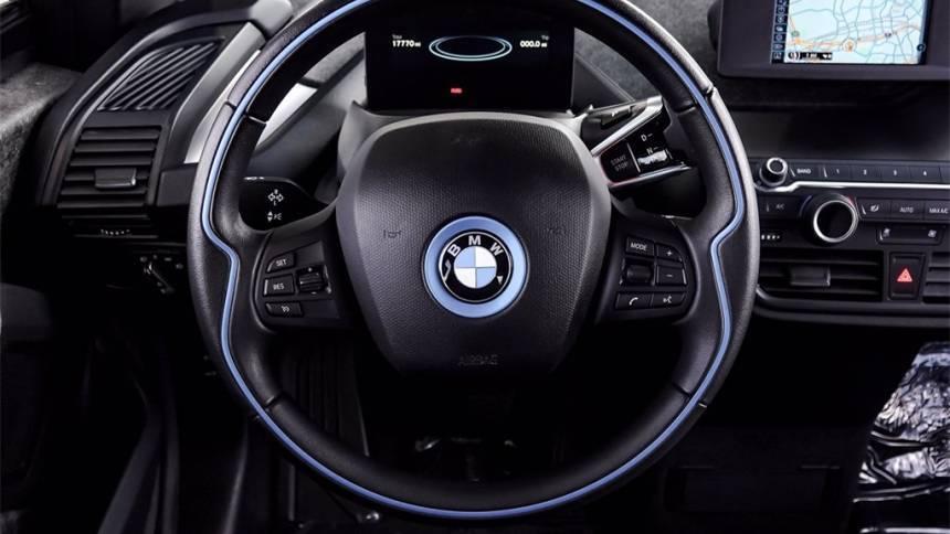 2018 BMW i3 WBY7Z6C5XJVB88904