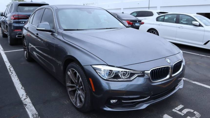 2018 BMW 3 Series WBA8E1C59JA178225