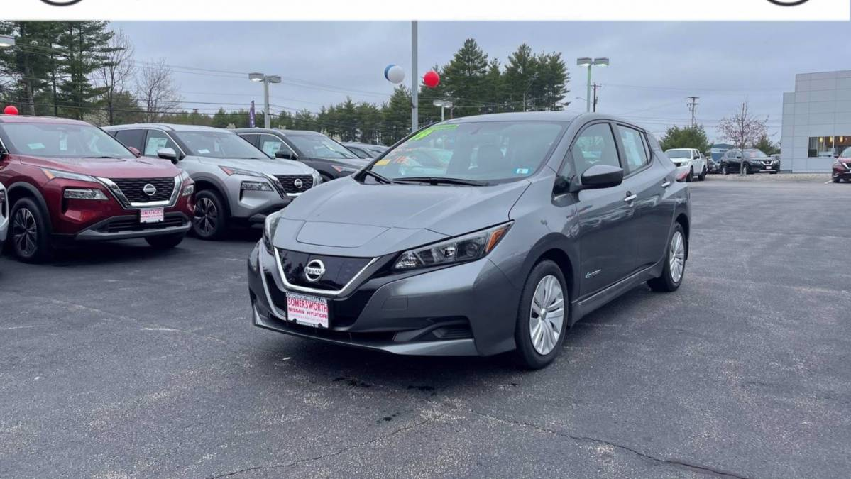 2019 Nissan LEAF 1N4AZ1CP2KC309484
