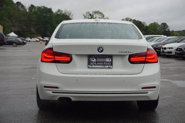 2018 BMW 3 Series WBA8E1C58JA159603