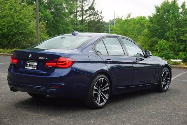 2018 BMW 3 Series WBA8E1C58JA762647