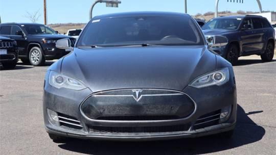 2014 Tesla Model S 5YJSA1H28EFP65175
