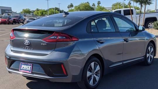 2019 Hyundai IONIQ KMHC65LD4KU178847