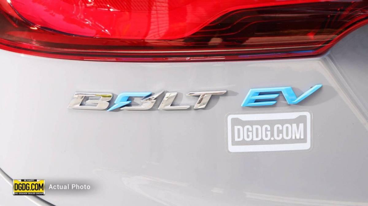 2020 Chevrolet Bolt 1G1FY6S04L4139377