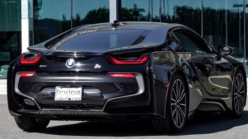 2019 BMW i8 WBY2Z4C50KVB81878