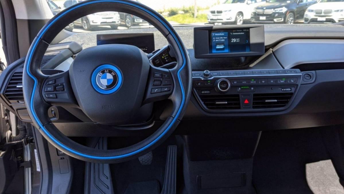 2019 BMW i3 WBY8P4C51K7D12983