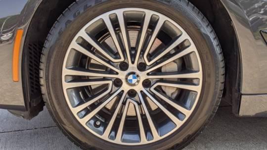 2018 BMW 5 Series WBAJA9C53JB034126