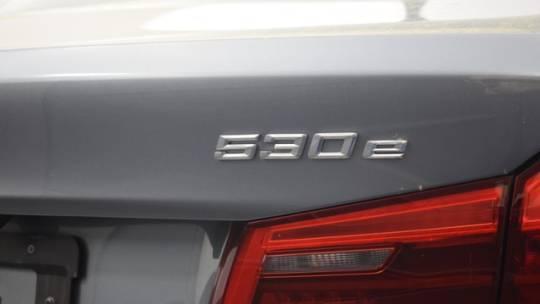 2019 BMW 5 Series WBAJB1C56KB375147
