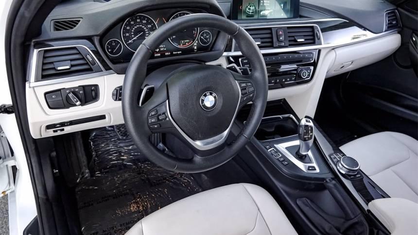 2018 BMW 3 Series WBA8E1C55JA167674