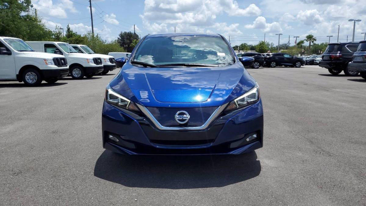 2018 Nissan LEAF 1N4AZ1CP5JC306898