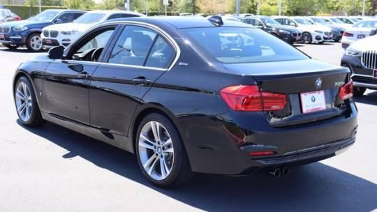 2018 BMW 3 Series WBA8E1C5XJA171493
