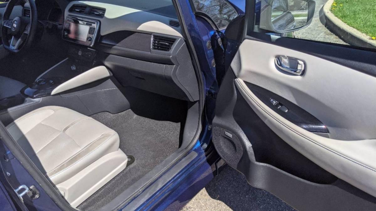 2018 Nissan LEAF 1N4AZ1CPXJC306928