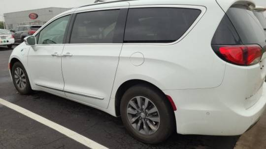 2019 Chrysler Pacifica Hybrid 2C4RC1N75KR655824