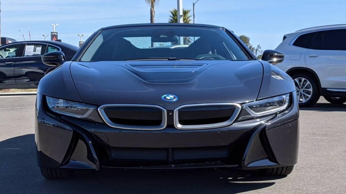 2019 BMW i8 WBY2Z6C51K7D15958