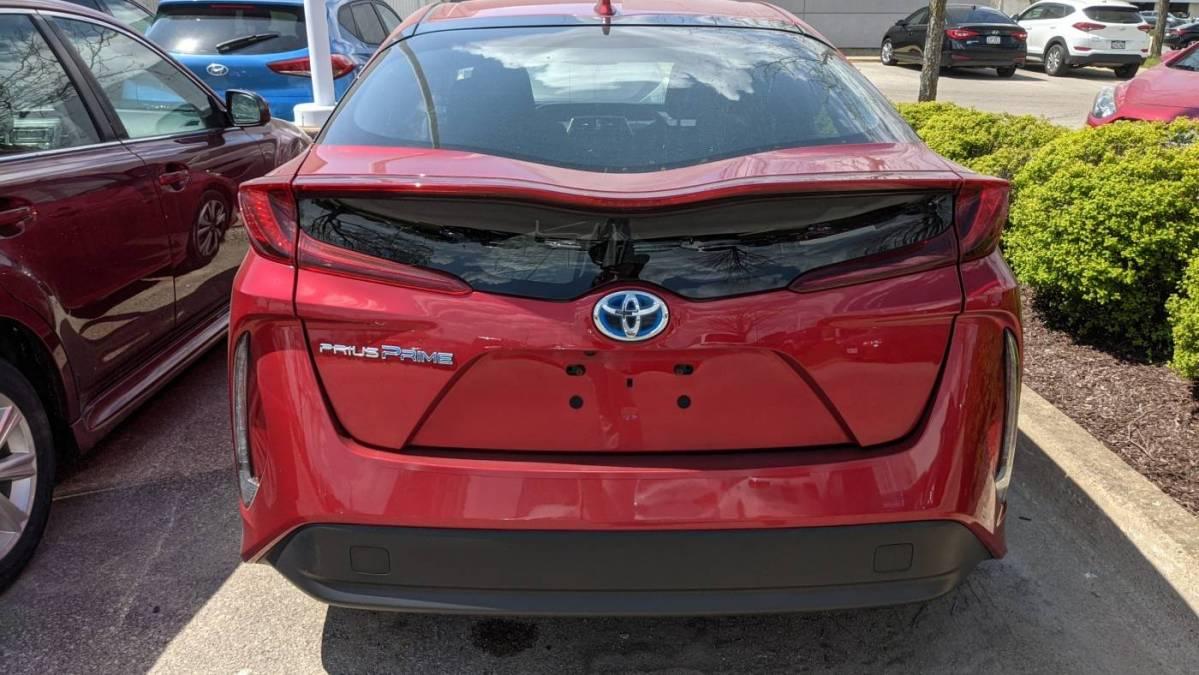2018 Toyota Prius Prime JTDKARFP2J3094977