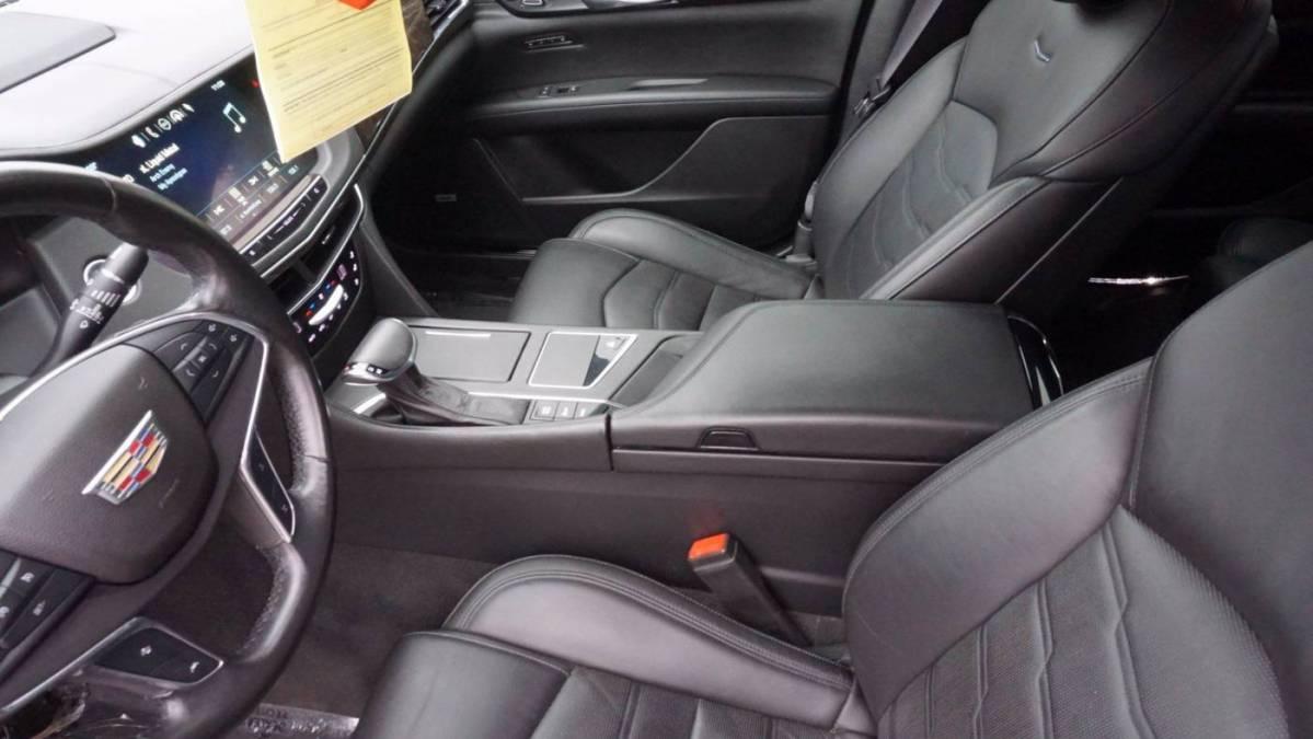 2017 Cadillac CT6 LREKK5RX5HA056071