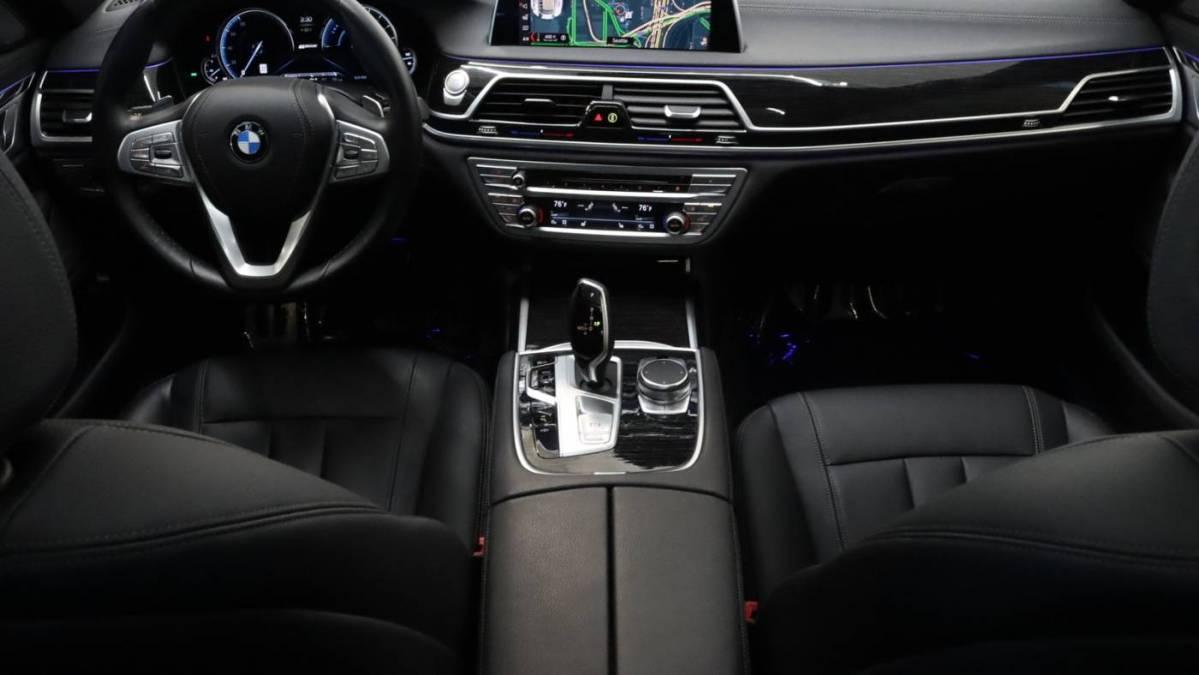 2019 BMW 7 Series WBA7J2C55KB246397
