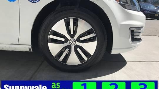 2019 Volkswagen e-Golf WVWKR7AU6KW910454