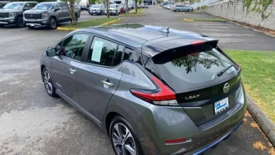 2018 Nissan LEAF 1N4AZ1CP4JC308934