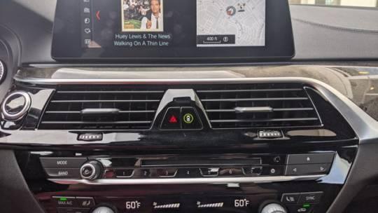 2018 BMW 5 Series WBAJA9C52JB249853