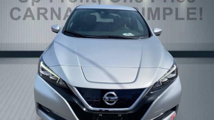 2018 Nissan LEAF 1N4AZ1CP5JC307923