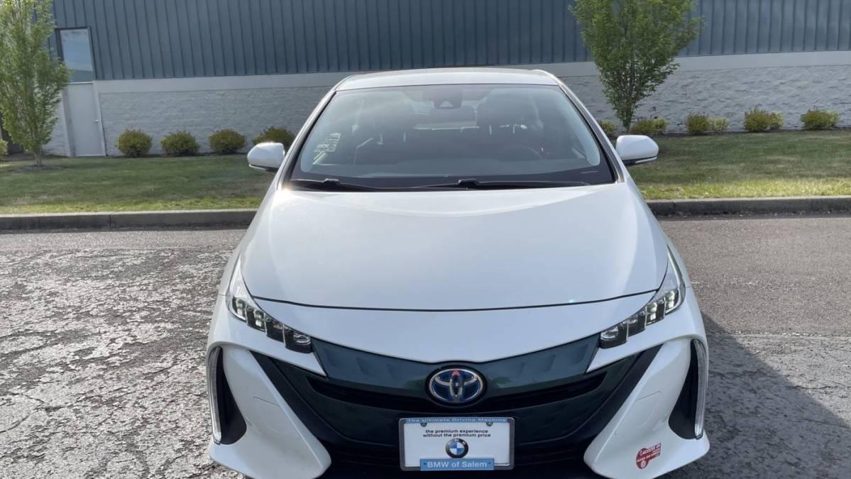 2018 Toyota Prius Prime JTDKARFP1J3082948